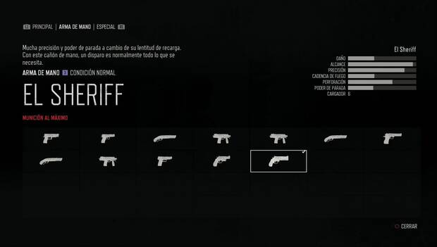 Days Gone - El Sheriff