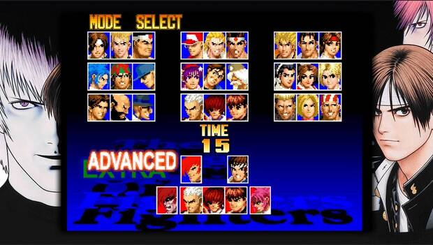The King of Fighters '97 Global Match Imagen 1