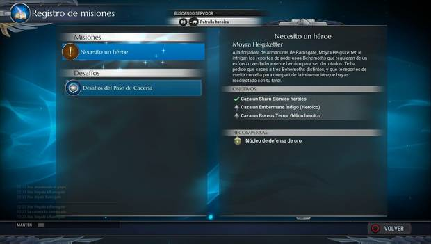 Dauntless - Cómo desbloquear nuevos Behemoth: lista de categorías