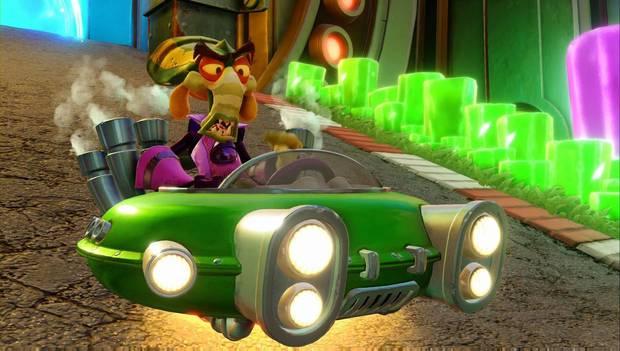 Crash Team Racing Nitro-Fueled: Nitros Oxide