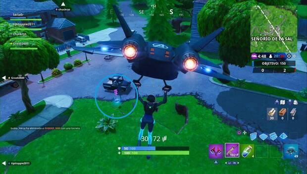 Fortnite - Fortbyte #20: Fortbyte en el centro de la tormenta