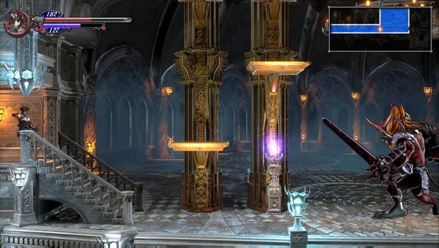 Bloodstained: Ritual of the night - Entrada: Sabnock