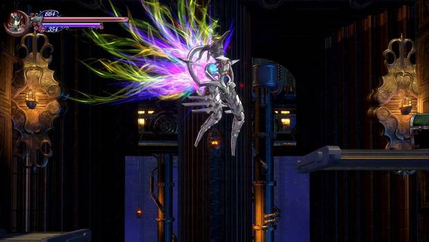 Bloodstained: Ritual of the night - Andrealphus