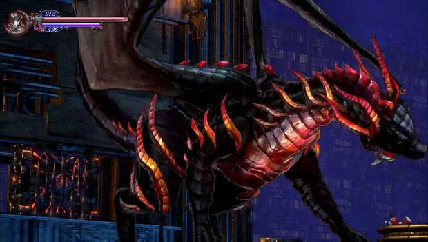 Bloodstained: Ritual of the night - Guardián Abisal