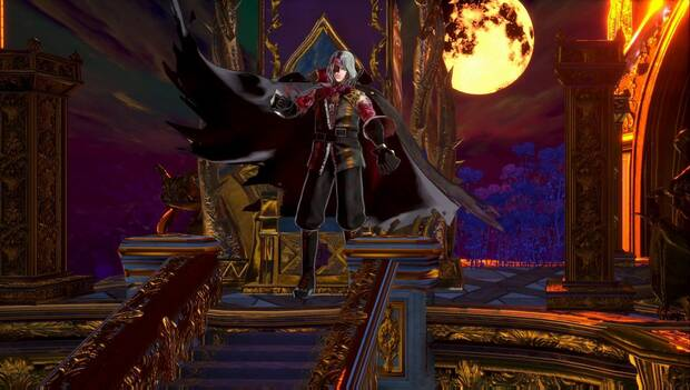Bloodstained: Ritual of the night - Gebel