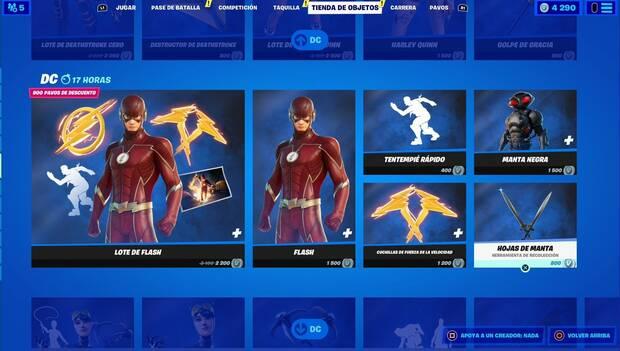 Fortnite - Daily Shop: Flash Bundle