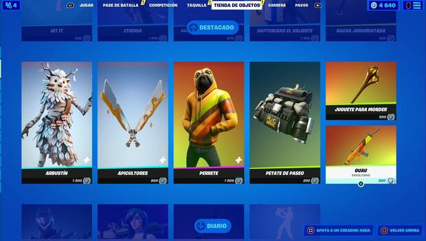 Fortnite - Featured 2 Daily Store June 21