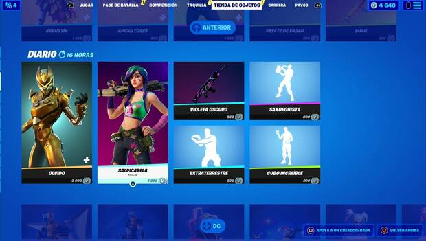 Fortnite - Daily Daily Store June 21