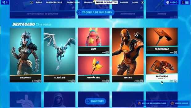 Fortnite - Daily Shop: Featured