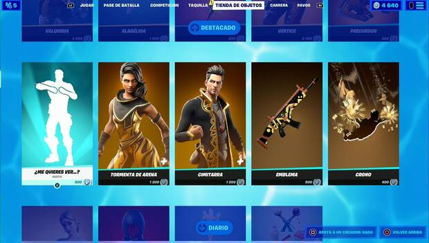 Fortnite - Daily Shop: Featured 2
