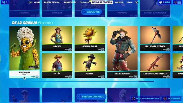 Fortnite - Daily Shop: From the Farm