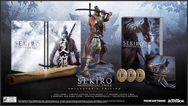 Sekiro: Shadows Die Twice Imagen 1