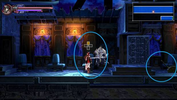 Bloodstained: Ritual of the night - Localización del Kunekune