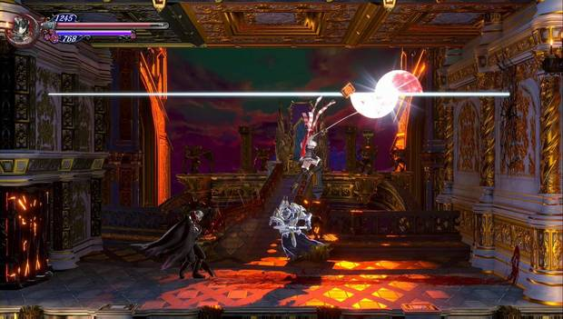 Bloodstained: Ritual of the night - Luna cortada