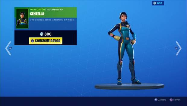 Fortnite - Skins: Centella