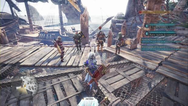 Monster Hunter World Iceborne - Cómo acceder al DLC: Intenso de la 5ª