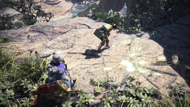 Monster Hunter World Iceborne - Cómo acceder al DLC: siguiendo el rastro de Legiana