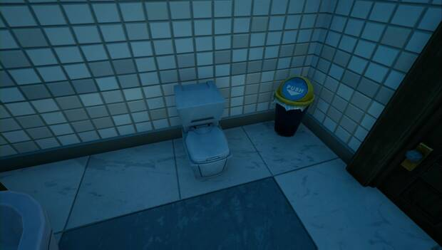 Fortnite Battle Royale - Launch Toilets with a Grab