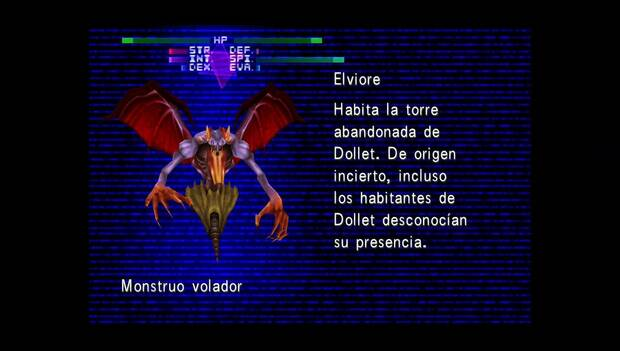 Final Fantasy VIII Remastered - Elviore