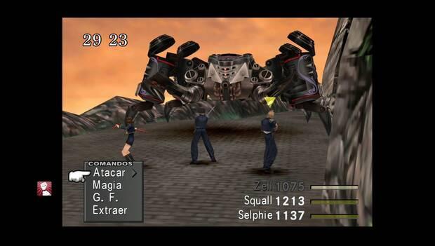 Final Fantasy VIII Remastered - X-ATM092