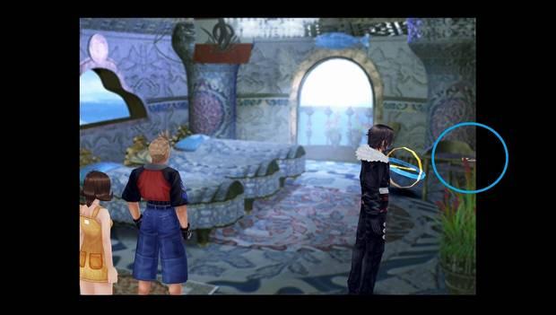 Final Fantasy VIII Remastered - Ubicación de la Timber Maniacs #1