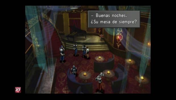 Final Fantasy VIII Remastered - Camarera del Galbadia Hotel
