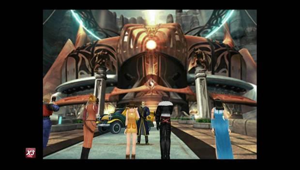 Final Fantasy VIII Remastered - Dodonner, el director del Jardín de Galbadia