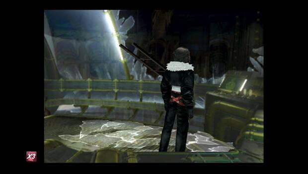 Final Fantasy VIII Remastered - Consola de control en la cisterna