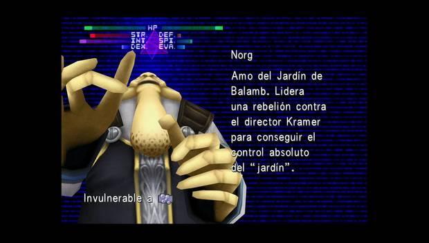 Final Fantasy VIII Remastered - Jefe Norg