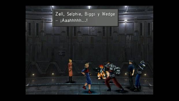 Final Fantasy VIII Remastered - Jefes Biggs y Wedge