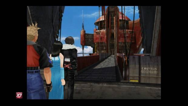 Final Fantasy VIII Remastered - Puente entre las torres