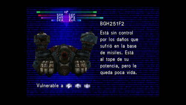 Final Fantasy VIII Remastered - Jefe BGH251F2
