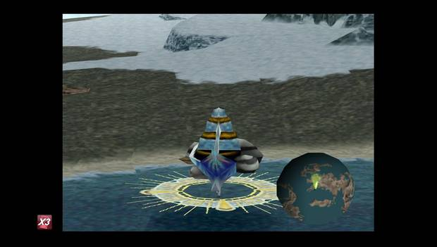 Final Fantasy VIII Remastered - Acceso a Trabia