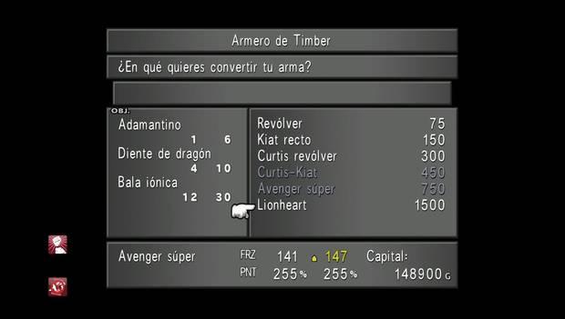 Final Fantasy VIII Remastered - Lionheart