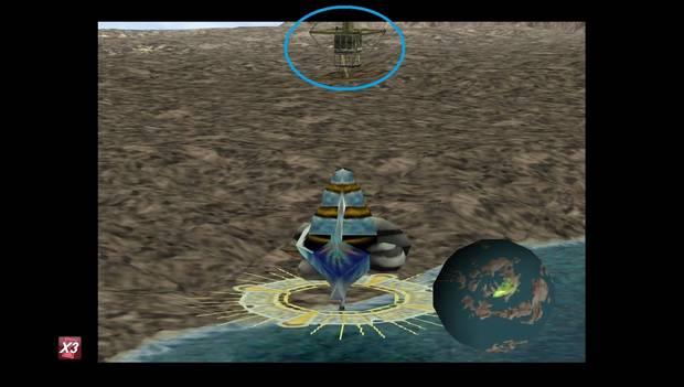 Final Fantasy VIII Remastered - Ruinas de Centra