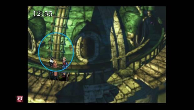 Final Fantasy VIII Remastered - Cúpula hacia la gárgola