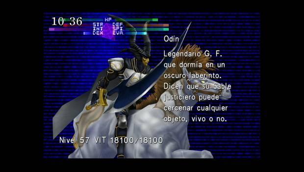 Final Fantasy VIII Remastered - Odín