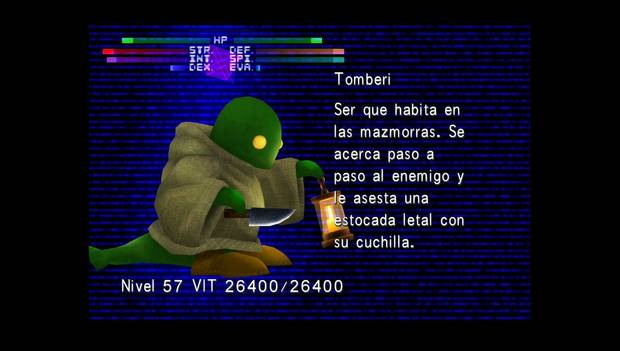 Final Fantasy VIII Remastered - Tomberi