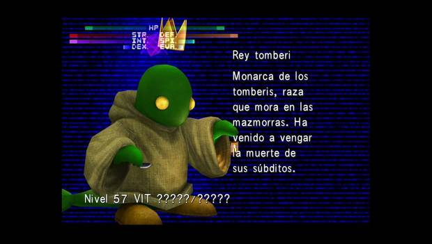 Final Fantasy VIII Remastered - Rey Tomberi