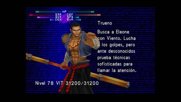 Final Fantasy VIII Remastered - Jefe Trueno