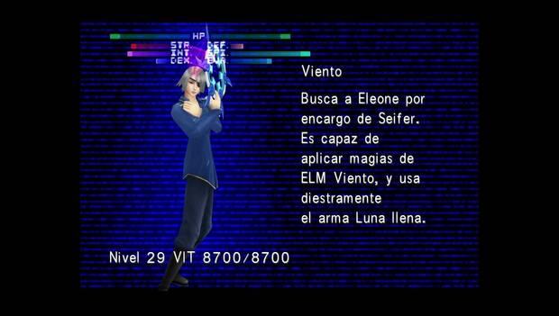 Final Fantasy VIII Remastered - Jefe Viento