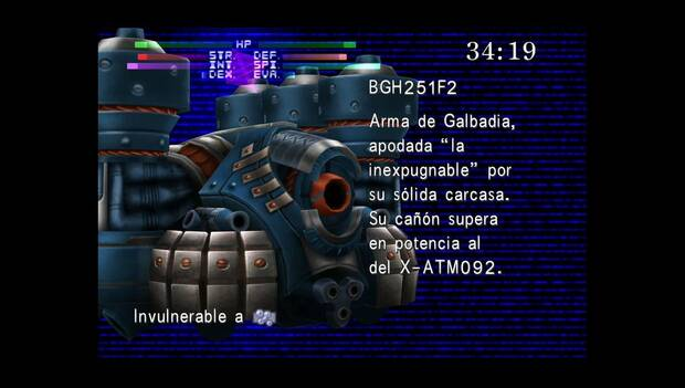 Final Fantasy VIII Remastered - Jefe BGH251F2