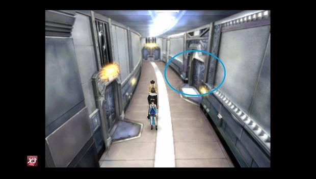 Final Fantasy VIII Remastered - Puerta donde está la primera llave