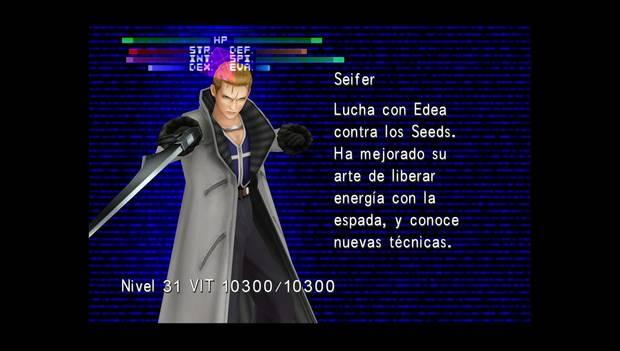 Final Fantasy VIII Remastered - Jefe Seifer