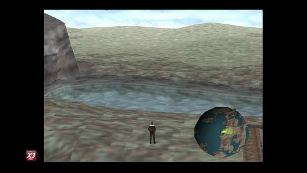 Final Fantasy VIII Remastered - la Gran Salina de Esthar