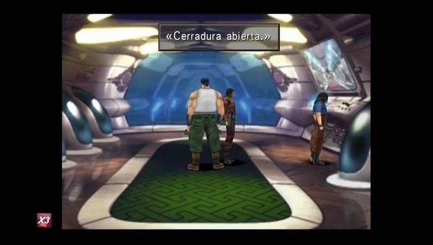 Final Fantasy VIII Remastered - máquina para abrir la cerradura de las celdas