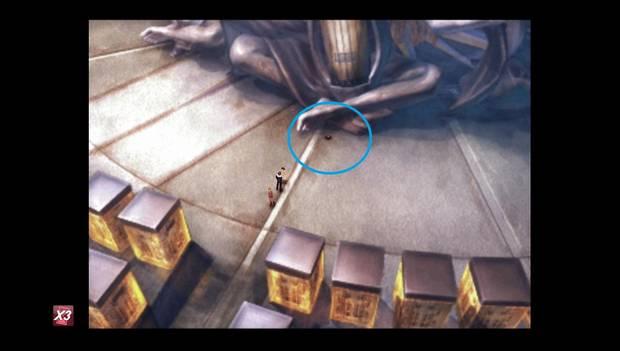 Final Fantasy VIII Remastered - Anillo de Salomón en Tear's Point