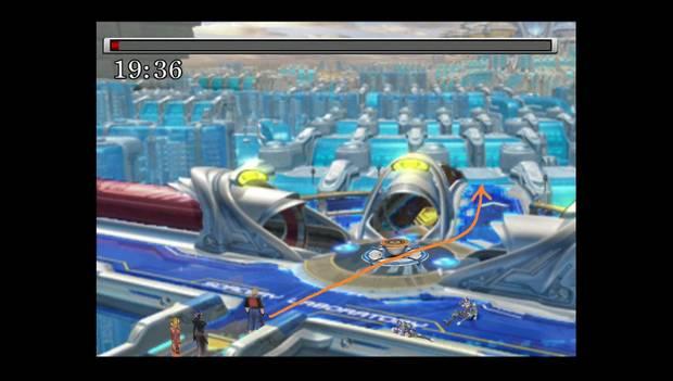Final Fantasy VIII Remastered - primer desvío para el Lunatic Pandora