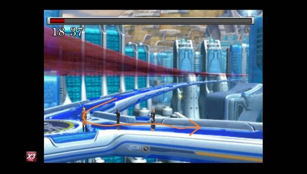 Final Fantasy VIII Remastered - cuarto desvío para el Lunatic Pandora