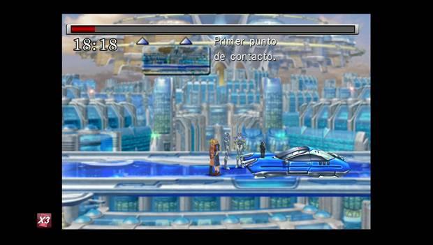 Final Fantasy VIII Remastered - zona del primer contacto